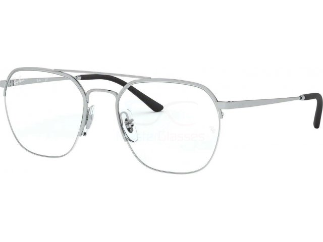 Оправа Ray-Ban RX6444 2501 Silver