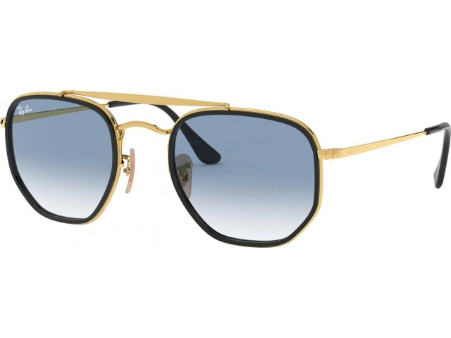Ray-Ban The Marshal Ii RB3648M 91673F Gold