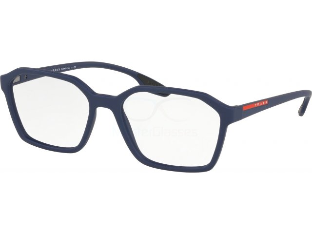 Оправа Prada linea rossa Active PS 02MV TFY1O1 Blue Rubber