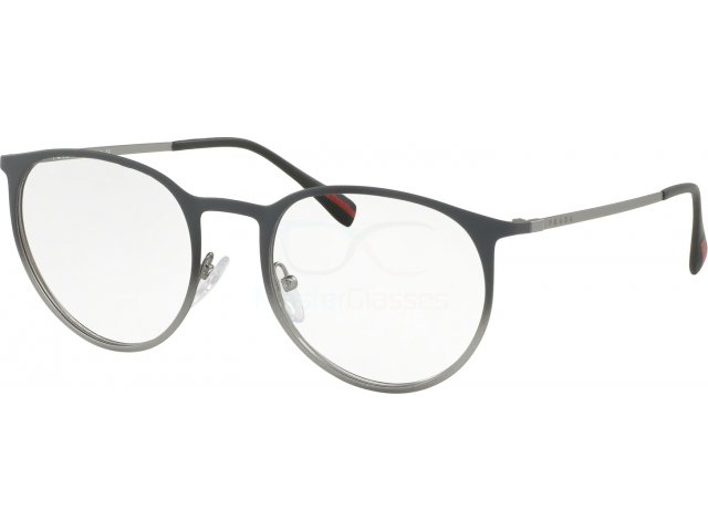 Оправа Prada linea rossa PS 50HV U6U1O1 Top Grey Gradient/gunmetal