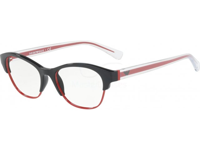 Оправа Emporio armani EA3107 5017 Black/red
