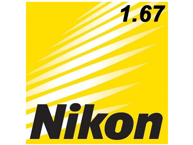 Nikon 1.67 Hard Clean Coat
