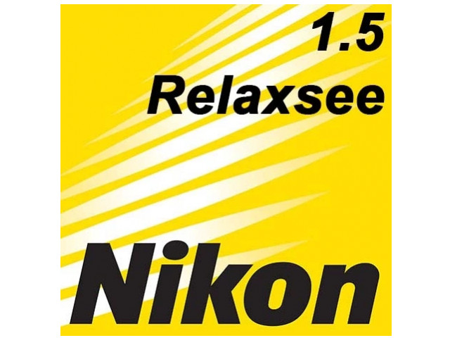 Nikon 1.5 RelaxSee Easy Clean Coat Blue