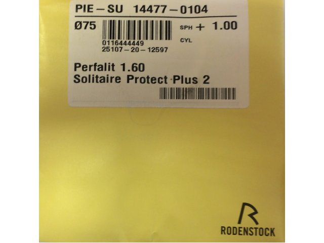 Rodenstok Perfalit 1.6 Solitaire Protect Plus2