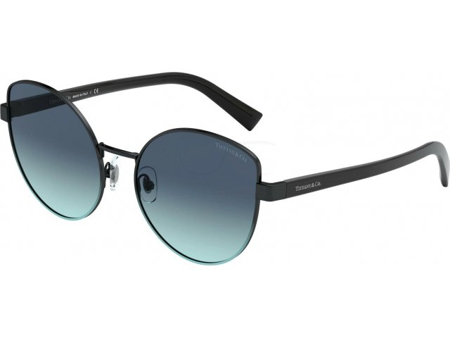 Tiffany TF3068 61419S Black Gradient Blue