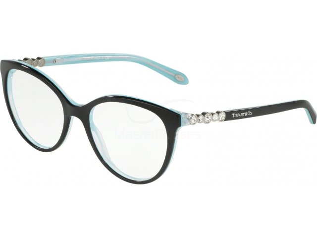 Оправа Tiffany TF2134B 8193 Black/striped Blue