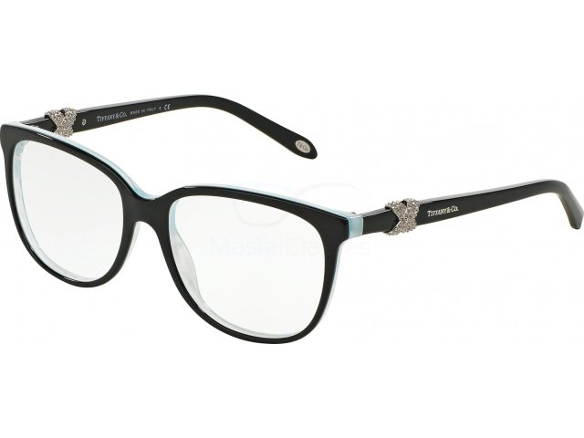 Оправа Tiffany TF2111B 8193 Black/striped Blue