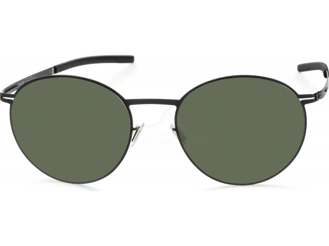 Ic! Berlin Pampeo Black Green Polarized Flex