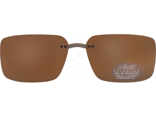 Silhouette Silhouette_Clip_Style_Shades 5090_B2 0302 62/15