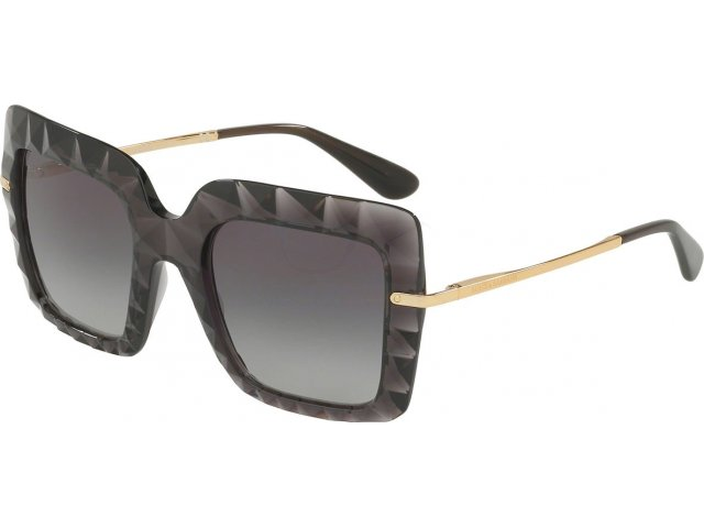 Dolce & gabbana DG6111 504/8G Transparent Grey