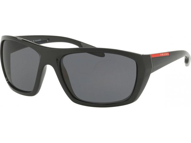 Prada linea rossa Active PS 06SS 1AB5Z1 Black