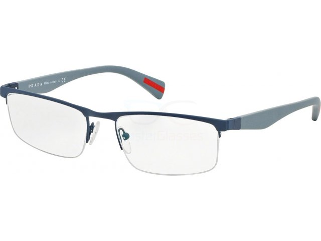 Оправа Prada linea rossa Active PS 52FV TFY1O1 Blue Rubber