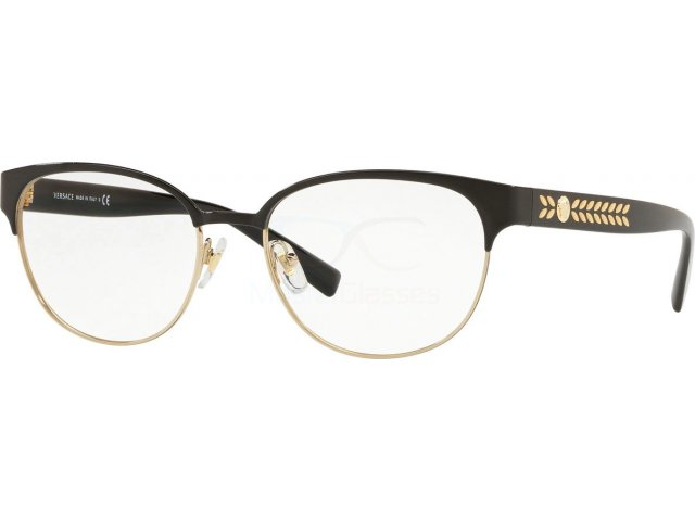 Оправа Versace VE1256 1371 Black/pale Gold