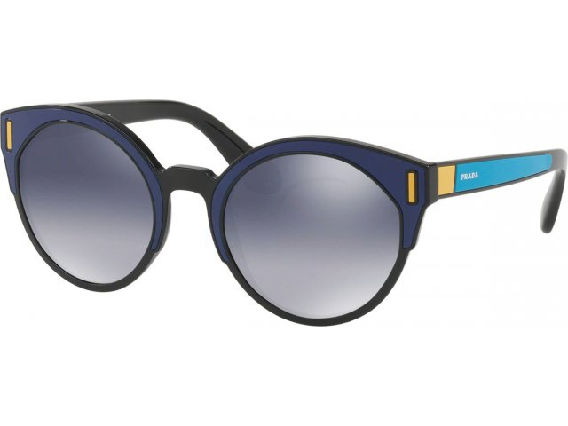 Prada Catwalk PR 03US SUI3A0 Black/blue/yellow