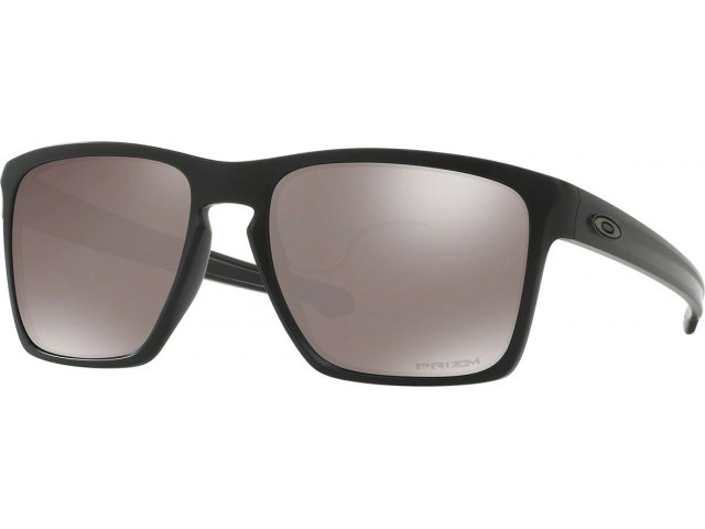 Oakley Sliver XL Prizm Black Polarized Collection OO9341-15 PRIZM Polarized