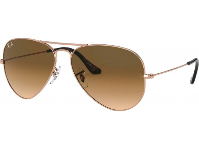 Ray-Ban Aviator Large Metal RB3025 903551 Copper