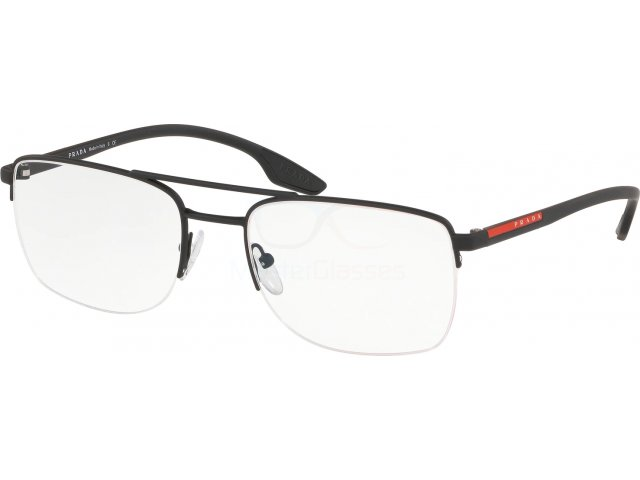 Оправа Prada linea rossa Lifestyle PS 51MV DG01O1 Black Rubber