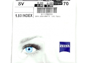 Zeiss Single Vision 1.5