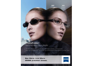 Zeiss Single Vision AS 1.6 PhotoFusion Brown/Grey